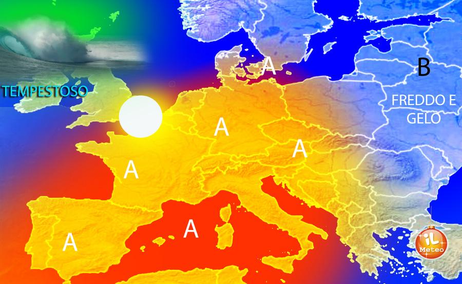Meteo, Natale con il Sole: temperature in aumento -LE PREVISIONI