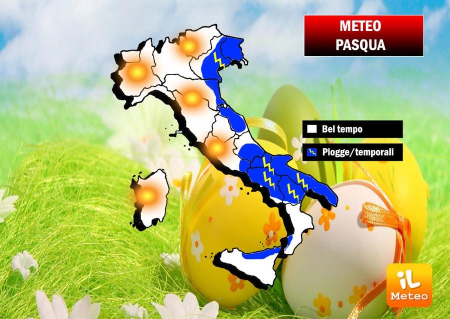 Meteo 20 Aprile: Italia ancora nella morsa del gelo e del maltempo