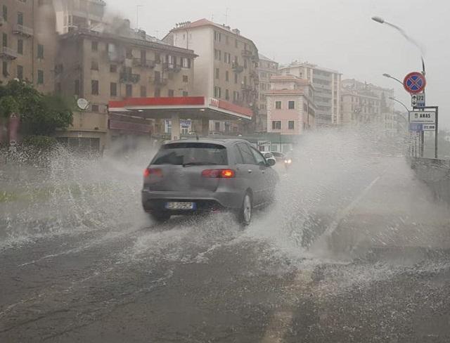 Prossime ore, Italia ancora ostaggio di forti temporali