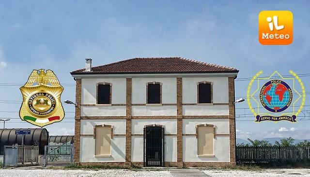 La stazione ferroviaria di San Biagio di Callalta