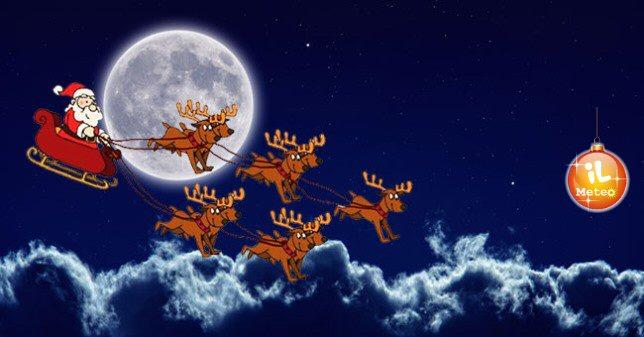 Astronomia Spettacolo La Notte Di Natale Ecco La Luna Di Neve