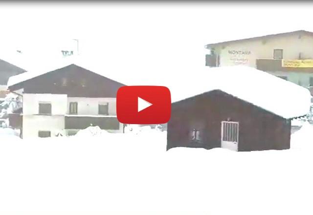 Meteo Cronaca DIRETTA VIDEO: BOLZANO, a Solda Spettacolare e Copiosa Nevicata! Ecco le Immagini - iLMeteo.it