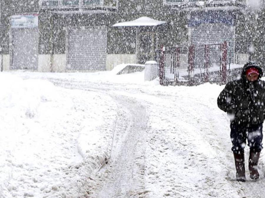 Prossimi giorni: neve fino a bassissime quote