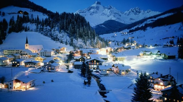 METEO NEVE: bollettino per Natale, Santo Stefano e weekend