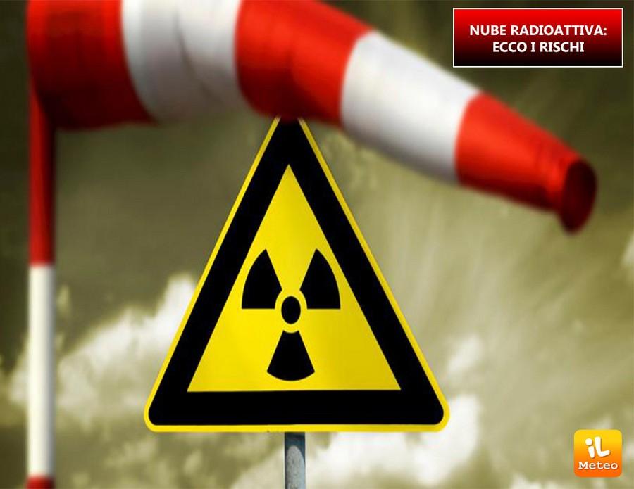 Nube radioattiva, la Russia ammette