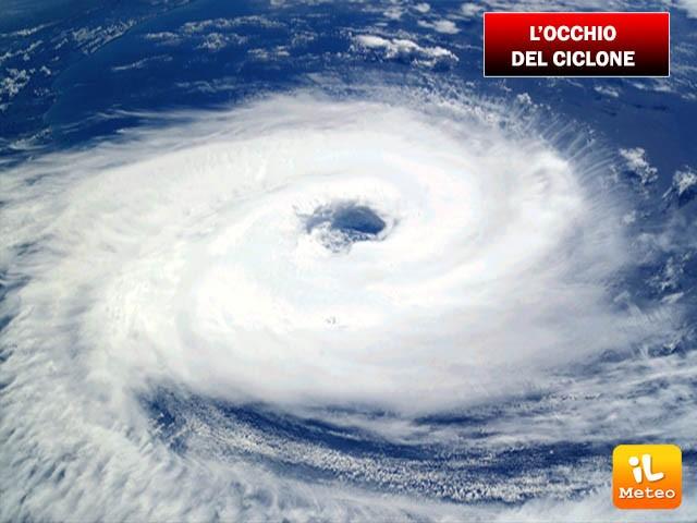 L'occhio del ciclone