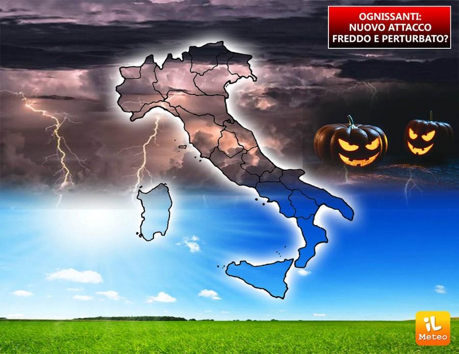Ultimi aggiornamenti sull'avvio di Novembre,si apre una fase instabile?