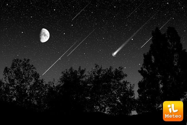 Arrivano le Orionidi, le stelle cadenti di Ottobre. Ecco quando osservarle