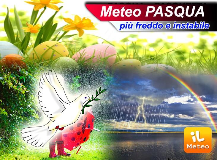 Meteo Pasqua e Pasquetta 2017