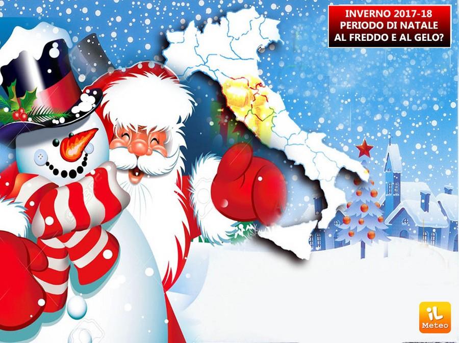 Sarà davvero un bianco Natale?