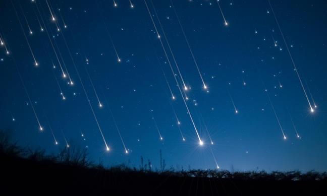 Dopo la notte di San Lorenzo arriva il top delle stelle cadenti
