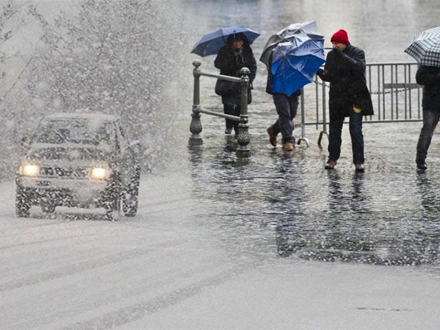 Prossime ore con Venti freddi, pioggia e neve a quote basse