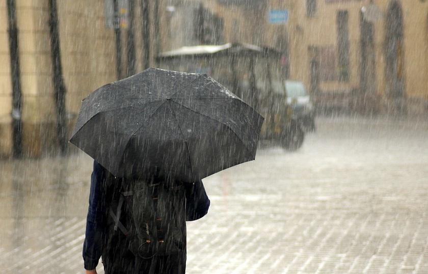 Torna la pioggia nelle prossime ore