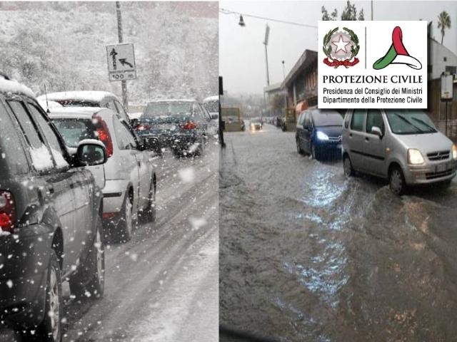 Previsioni Meteo Piemonte: domani piogge e neve a quote medie