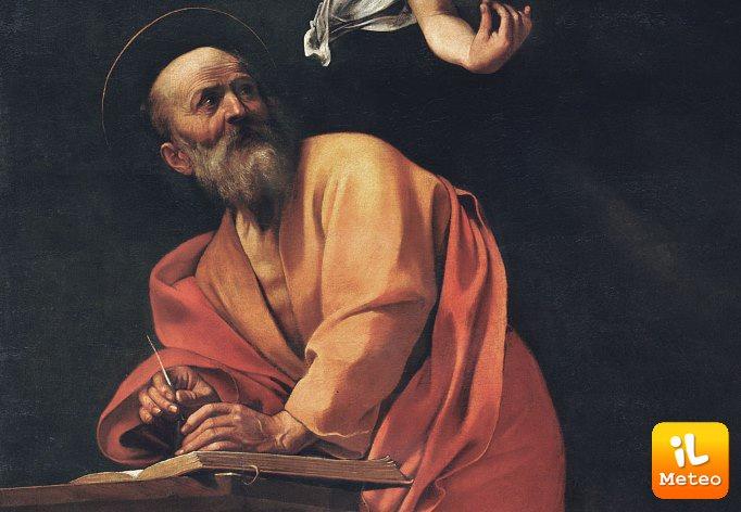 San Matteo e l'angelo (quadro di Caravaggio)
