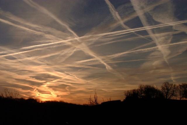 scie degli aerei