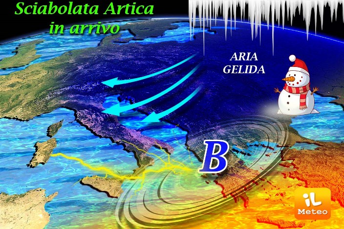 Liguria, massima allerta: torrenti gonfi d'acqua