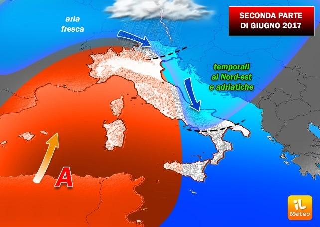 Meteo: Arpa Lombardia, oggi ultimi temporali, da domani migliora