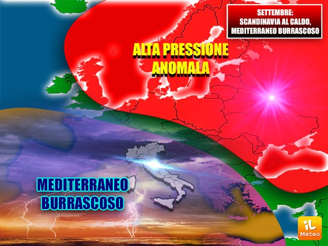 Allerta meteo in Toscana 6-7 settembre 2018