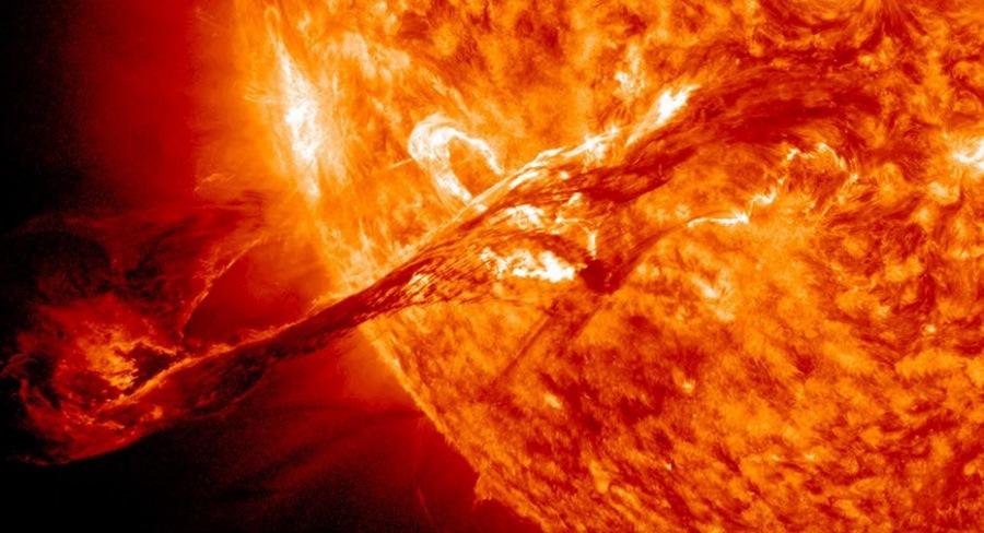 Sole forte, ecco le implicazioni per il nostro clima