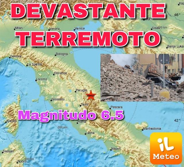 Terremoto, un morto per infarto a Tolentino