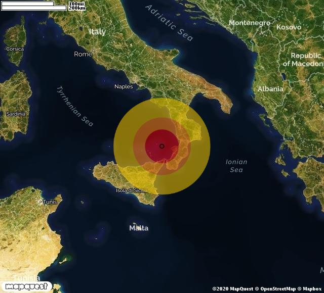 Terremoto: scossa 3.1 a Acquasanta Terme nell'Ascolano