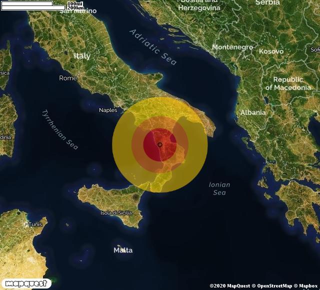Terremoto a largo di Senigallia: scossa avvertita anche nell'entroterra