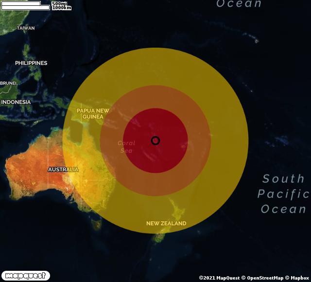 Terremoto, scossa magnitudo 2.7 a Bracigliano