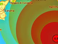 TERREMOTO avvertito in Puglia, Calabria e Sicilia, VIOLENTA SCOSSA di Magnitudo 5.5, ecco qui i DETTAGLI