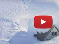 Meteo Cronaca VIDEO: GIAPPONE, la città di IWAMIZAWA SCOMPARE sotto la NEVE a HOKKAIDO. Le IMMAGINI