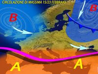 Meteo ITALIA / riscossa INVERNALE a FINE MESE? Marzo al GELO? ANALISI e PREVISIONI [VIDEO]
