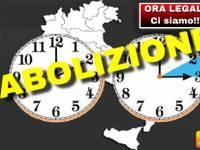 METEO > ORA LEGALE, ci siamo! ABOLIZIONE DEFINITIVA del cambio anche in ITALIA, ecco da QUANDO