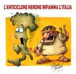 L'anticiclone NERONE infiamma l'Italia!