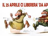 Il 25 APRILE ci libererà da APOLLO?