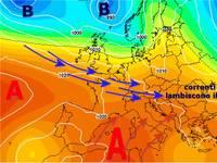 METEO ITALIA: ultime ore sotto un'ALTA pressione in grave CRISI
