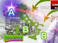 METEO: URLO SIBERIANO contro ITALIA entro Fine Febbraio. Vi sveliamo qui quanto durerà