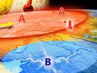 Meteo: CALDO, ma PEGGIORA nel WEEKEND 2 e 3 Giugno, TEMPORALI in alcune regioni   [MAPPA]