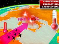 Meteo: TEMPERATURE, ESCALATION di CALDO nei PROSSIMI GIORNI, picchi di 25°C. Ecco DOVE