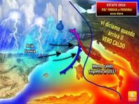 Meteo: Estate 2018, NO LUGLIO, NO AGOSTO, ecco quando arriverà il VERO CALDO. Previsioni CENTRO EUROPEO
