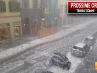 Meteo CRONACA e PROSSIME ORE: Italia ostaggio di un CICLONE con BURRASCA, TEMPORALI e GRANDINE. Ecco DOVE