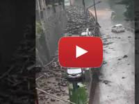 Meteo Cronaca DIRETTA: LOMBARDIA, Violento NUBIFRAGIO TRAVOLGE tutto in PROVINCIA di COMO. Il VIDEO