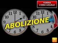 METEO > ORA LEGALE, ABOLIZIONE DEFINITIVA del CAMBIO anche in Italia, ecco da QUANDO