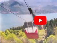 FUNIVIA del MOTTARONE: il VIDEO SHOCK del MOMENTO ESATTO del CROLLO. E stavolta il Meteo non c'entra