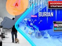 Meteo: STRAT-WARMING, ecco perché ci sarà un Febbraio da far PAURA con NEVE spinta dal BURIAN