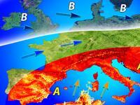 METEO » previsioni AGOSTO, caldo africano sull'Italia? [VIDEO]