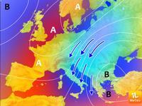 METEO | dal 4 ottobre FRESCO e venti di Bora sull'Italia