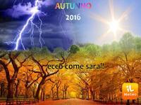 METEO ~ ECMWF presenta la tendenza dell'AUTUNNO 2016! Tutti i DETTAGLI nelle PREVISIONI STAGIONALI