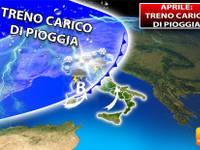 Meteo > APRILE, TRENO di PERTURBAZIONI carico di PIOGGIA, la DEPRESSIONE d'ISLANDA in VIAGGIO verso l'ITALIA