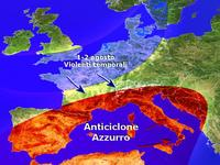METEO, sole, caldo e qualche temporale, torna la Bella Estate con l'anticiclone AZZURRO [VIDEO]