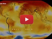 Meteo Cronaca DIRETTA: IMMAGINI IMPRESSIONANTI dalla NASA mostrano quanto si sta SCALDANDO la TERRA. Il VIDEO